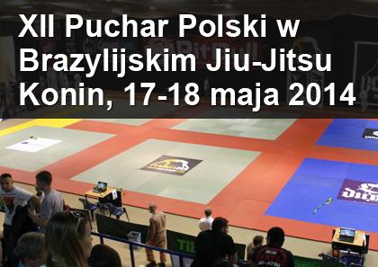 XII Puchar Polski BJJ