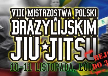 VIII Mistrzostwa Polski BJJ