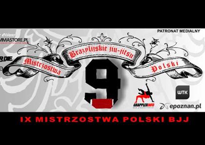 IX Mistrzostwa Polski BJJ