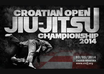 Croatian Jiu Jitsu Championship Open 2014